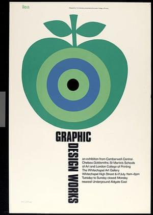 Tom Eckersley: Tom Eckersley Poster Graphic Design Works