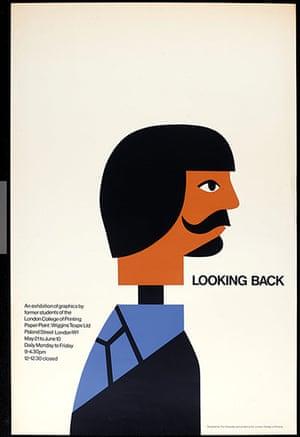 Tom Eckersley: Tom Eckersley exhibition poster