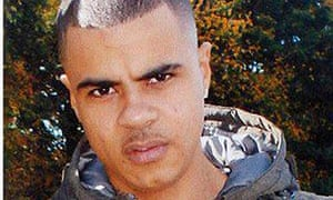 Mark Duggan the man whose shooting by police sparked the Tottenham riots, London, Britain
