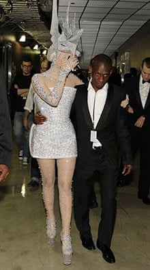 Tory Carter and Lady Gaga