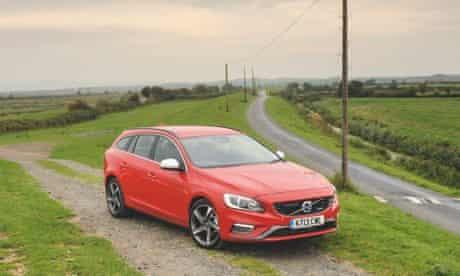 On the road: Volvo V60 plug-in hybrid