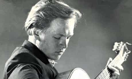 Jackson C Frank: 'the opposite of the loud American.'