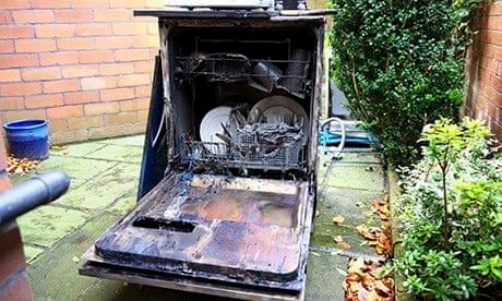 Is your kitchen about to go up in flames? | Money | The Guardian