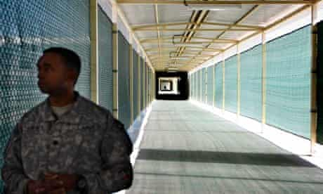 Bagram jail, Afghanistan