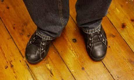 Wooden floor in need of renovation