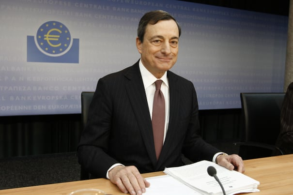 Draghi warns eurozone crisis isn't over