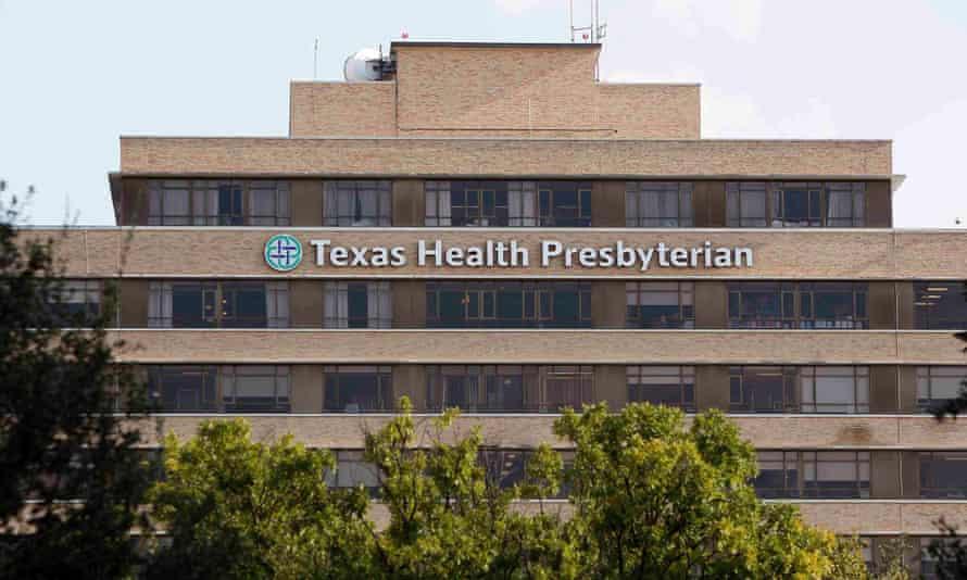 Texas ebola case