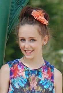 Missing teenager Alice Gross