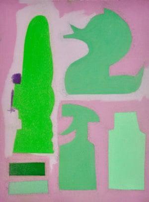 Julian Martin's Untitled 2011
