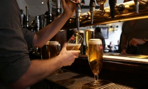 Drink responsibly: new measures have been introduced today in an attempt to curb binge drinking.