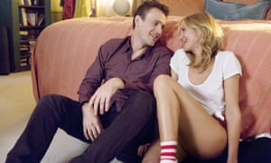 Jason Segel and Cameron Diaz in Sex Tape