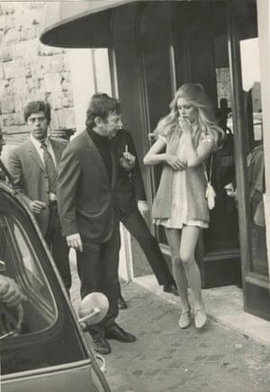 Brigitte Bardot in Les Femmes, directed by Jean Aurel, Rome, 1969.
