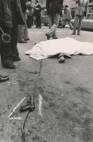 Red Brigades ambush and kidnap Aldo Moro, via Fani, Rome, 16 March 1978.