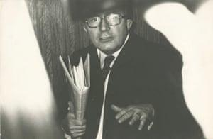 Giulio Andreotti, c1970s.