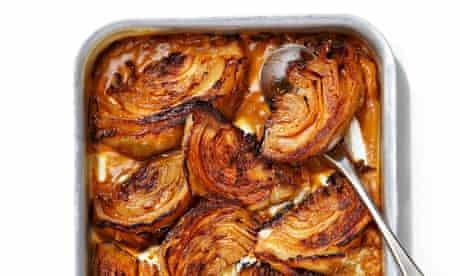 Yotam Ottolenghi's braised cabbage