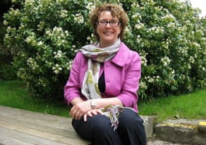 Reality check: head teacher Judith Carlisle, who started the Death of Little Miss Perfect project.