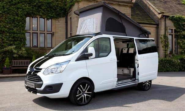 Wellhouse Ford Terrier Campervan: review | Martin Love | Technology