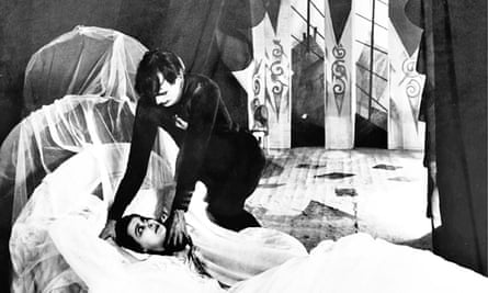 Conrad Veidt and Lil Dagover in The Cabinet of Dr Caligari