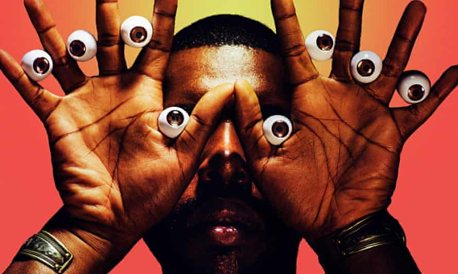 Flying Lotus by Timothy Saccenti, Warp records 2014