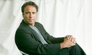 Author Anthony Horowitz