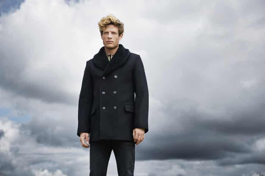 James Norton fashion shoot