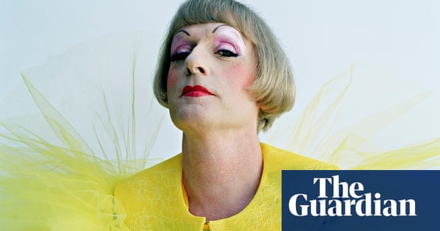 Grayson Perry: 'Just because you don't have a dress on doesn't stop