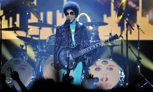 Prince at the Billboard Music Awards, Las Vegas,May 2013