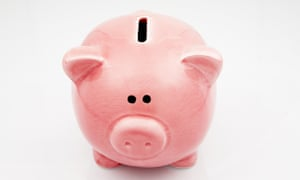 How much money do you hide from your partner life and for Secret piggy bank