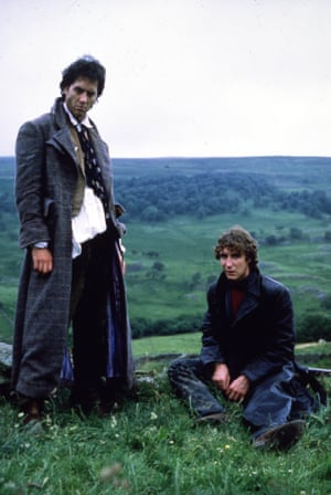 Scene from Withnail & I