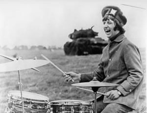 Drummer Ringo Starr