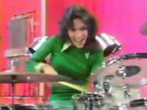 Karen Carpenter Drum Solo