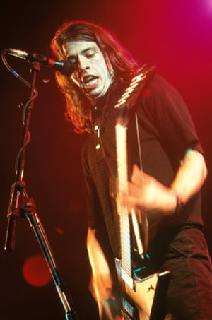 1994 Dave Grohl