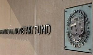 International Monetary Fund offices in Washington DC