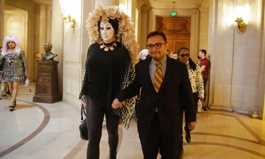 sister roma drag queen david campos