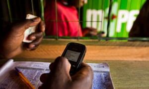 M-Pesa on nokia