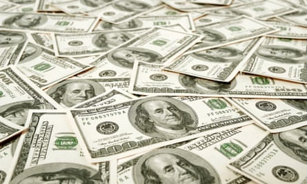 US Money cash dollars