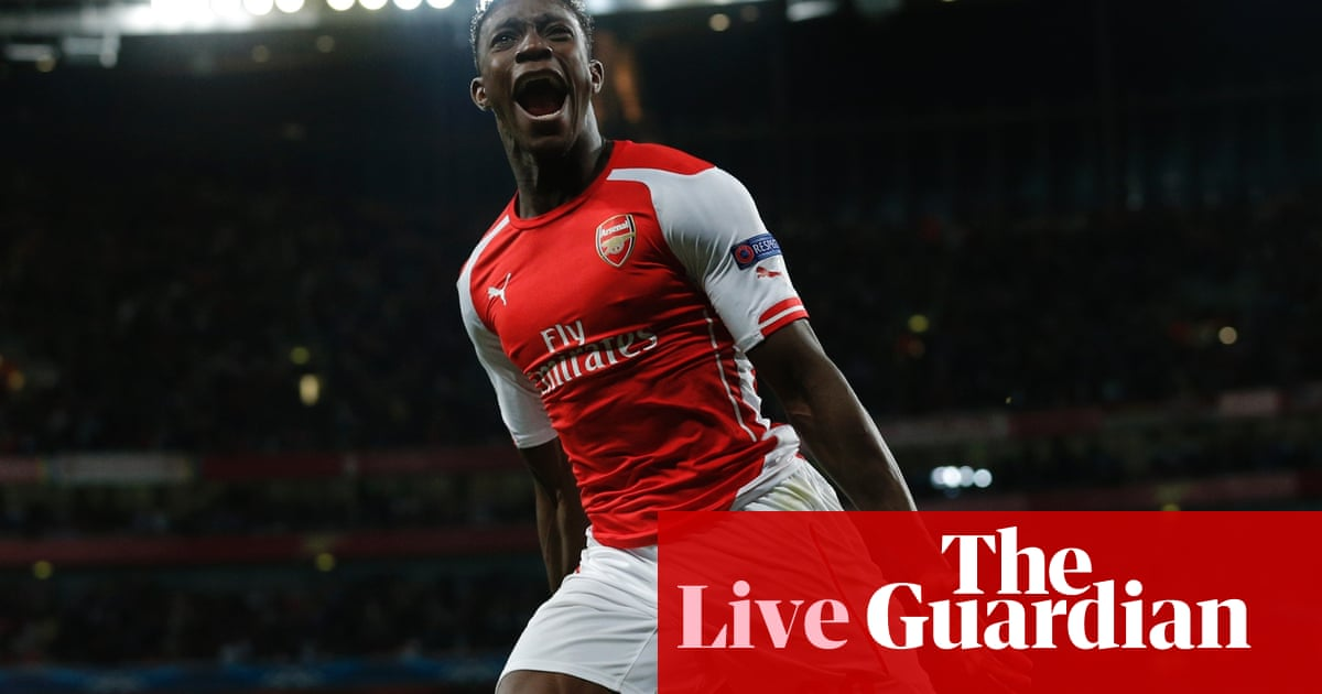 f3e34aaa0b4b58 Arsenal v Galatasaray  Champions League – as it happened