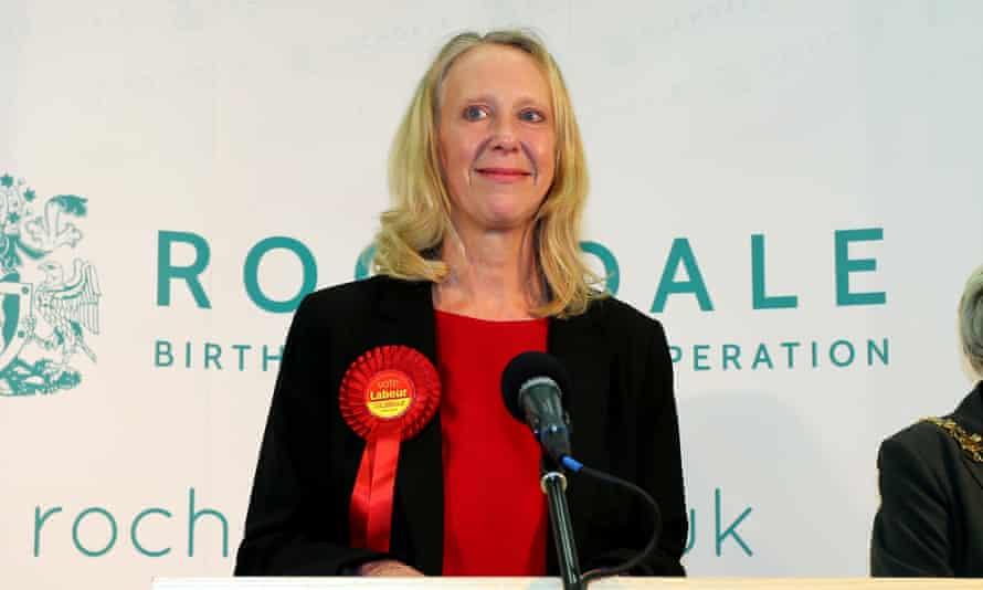 Liz McInnes wins for Labour