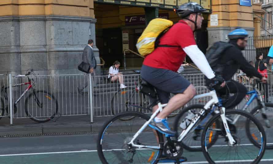 cycling Melbourne