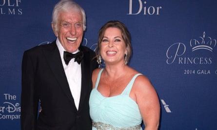 Dick Van Dyke and wife Arlene Silver.
