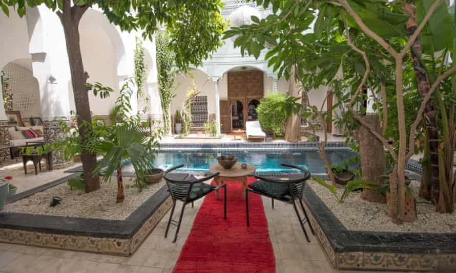 Riyad Edward, Marrakech