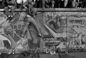Berlin Wall fall 3