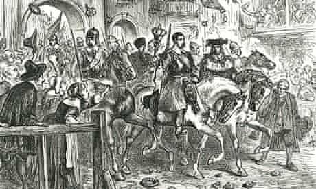 The First Battle of Newbury