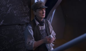 Frank Skinner as Perkins the engineer.