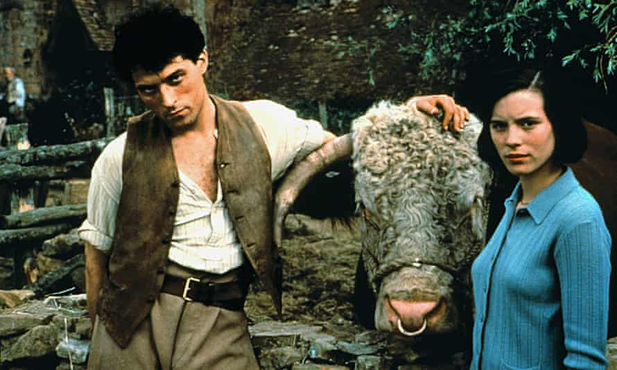 RUFUS SEWELL & KATE BECKINSALEin 'COLD COMFORT FARM' (1995)Directed By JOHN SCHLESINGER