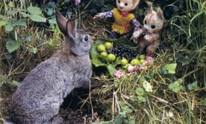 PIPPIN AND TOG MEET A RABBIT