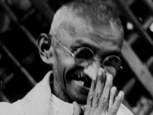 Mahatma Gandhi in 1930