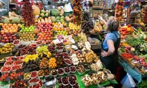 greengrocer's barcelona