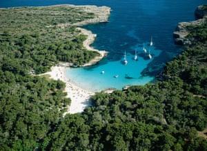 Cala En Turqueta, Menorca.