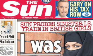 Sun newspaper 10 Oct